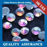 Buy cheap shiny best quality hot fix rhinestone,rhinestones hot fix rhinestone,china YAX swainstone hot fix rhinestone from wholesalers