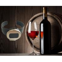 China Eco-friendly Material Watch Band Wine Thermometer With Wind speed on sale