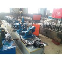 Buy cheap Dry Wall Stud And Track Roll Forming Machine For U And C Section None Stop Cutting from wholesalers