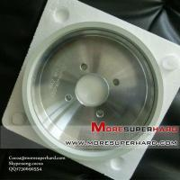 Buy cheap 6A2 vitrified diamond grinding wheel for cemented carbide tools Cocoa@moresuperhard.com from wholesalers