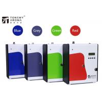 Buy cheap 500m3 Hvac Scent Diffuser System With 4 Colors , 12V 200ml Essential Oil product