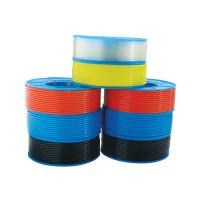 Buy cheap High Flexible Pneumatic Air Tubing 98A / 95A Hardness Polyurethane Air Hose from wholesalers