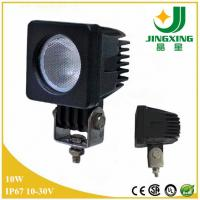 Buy cheap 4x4 offroad High power 10W LED work light,FLOOD,EURO,SPOT beam, CREE LED working light from wholesalers
