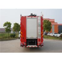 Quality MAN Chassis Fire Engine Vehicle With Wonderful Rail System Performance for sale