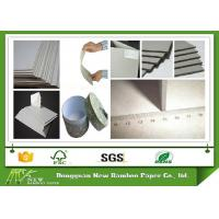 Buy cheap 1600gsm / 2.63mm carton gris grey color made by laminated machine from wholesalers
