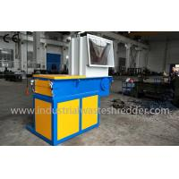 Buy cheap Automatic Solid Waste Shredder Low Power Consumption For Plastic PET Bottles from wholesalers
