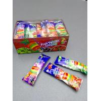 Buy cheap Fruit Twister Lollipop Funny Shape Healthy Hard Candy Sweet  And Delicious product