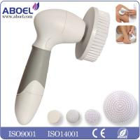 Buy cheap Exfoliating Hand Skin Facial Cleansing Device with 4 Applicators from wholesalers