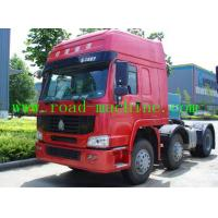 Buy cheap Semi Trailer Truck Prime Mover Truck Understated Luxury ZZ4257N3241V from wholesalers