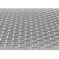 Buy cheap 304 High Temperature Stainless Steel Woven Mesh , Welded Wire Mesh from wholesalers