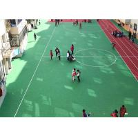 Buy cheap Multifunctional School Playground Flooring High Strength PP Many Colors from wholesalers