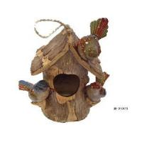Buy cheap Garden Decoration Ceramic Bird House (D8-010673) from wholesalers