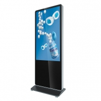 Buy cheap Best price 49 inch windows floor standing android hd media advertising player with 4K screen from wholesalers
