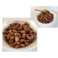 Buy cheap NON - GMO Black Pepper Flavor Cashew Nut Snacks Free From Frying product