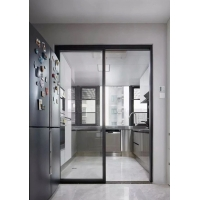 Buy cheap Sound Isolation 6063 T5 2mm Aluminum Sliding Glass Doors from wholesalers