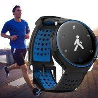 Buy cheap GPS Running Bluetooth Smart Bracelet Fitness Tracker With Polymer Lithium Battery from wholesalers