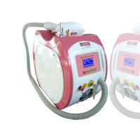Buy cheap Portable q-switch nd:yag Laser Tattoo Removal pigment birthmark removal from wholesalers