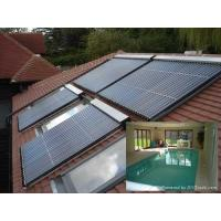 Buy cheap Split pressurized solar water heater system from wholesalers