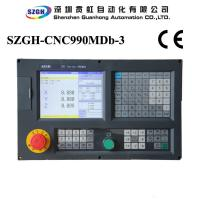 Buy cheap High Speed  2ms interpolation cycle real colour LCD displayer CNC Milling Controller from wholesalers