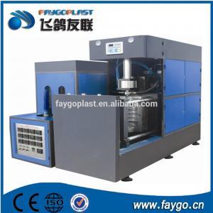 Buy cheap Zhangjiagang 3 gallon water bottle /5gallon PET bottle blowing moulding machine product