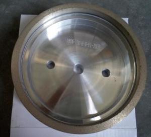 Diamond wheels for glass edging machine