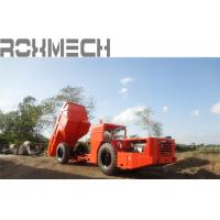 Buy cheap 12 Tons RT -12 Heavy Duty Dump Trailers for underground mining or project from wholesalers