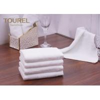 Buy cheap Plain Makeup Eraser Towel Cotton Hand Towel Lint Free For Bathroom from wholesalers