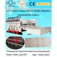 Buy cheap Automated Corrugated Paper Carton Making Machine , High Precision from wholesalers