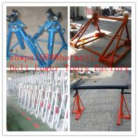 Buy cheap Made Of Steel   Tripod Cable Drum Trestles product