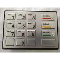 Buy cheap ATM Parts Diebold EPP5 Metal Keyboard 49216680707E 49-216680-707E English BSC Version Diebold Spare Parts from wholesalers