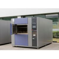 Buy cheap 525L Lab Simulation Ambient Thermal Shock Stable Temp Humidity Cycling Test Chamber from wholesalers