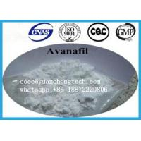 Buy cheap Avanafil Effective Sex Enhangcement Powder Avanafil For Male Sexual Function 330784-47-9 from wholesalers