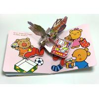Buy cheap Educational Custom Printed Books  for Kids , 3D Picture Custom Photo Books from wholesalers