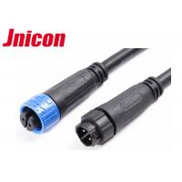 Molding Cable 12V Male And Female Connectors Nylon Shell For Outdoor Light