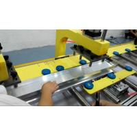 automatic compact busbar assembly system for busbar gripping and clinching