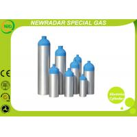 Buy cheap Compressed Gas Cylinders Specialty Gas Equipment Seamless Alumnium from wholesalers