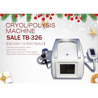 Buy cheap Touch Screen Cryo Cavitation RF Slimming Machine For Double Chin Fat Reduction from wholesalers