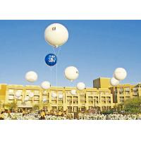 Buy cheap Nylon Fabric Pvc Inflatable Balloons , Outdoor Event Use Inflatable Advertising Balloons from wholesalers