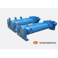 Buy cheap Water Cooled Chiller Shell And Tube Condenser For Refrigeration Single System from wholesalers