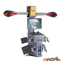 Buy cheap Max. Rim 22'' Rear Wheel Alignment With Electrical Control lift , Auto Maintenance Equipment from wholesalers