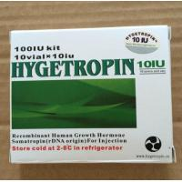 Buy cheap Medicine Grade Muscle Growth Hormone , Hygetropin Growth Hormone For Adults from wholesalers