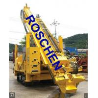 Buy cheap Rotary Reverse Circulation Drilling Rig Equipment with Diesel Engine Mounted Hydraulic System from wholesalers