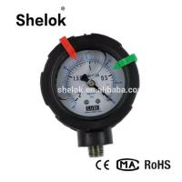Buy cheap High Pressure Water Manometer, PP Pressure Gauges For Gas and Air from wholesalers