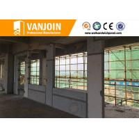 Buy cheap Voice Resistance Soundproof Partioning interior concrete wall panels Noise Insulation from wholesalers