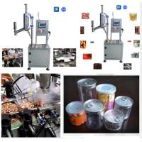 Buy cheap 8 Automatic Liquid Nitrogen Injection Machine from wholesalers