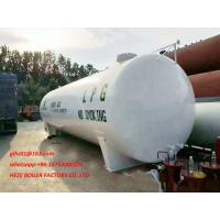 Buy cheap DN2800 Diamater White Color Low Price 60M3 LPG Tank made in China from wholesalers