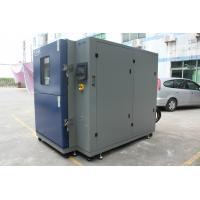 Buy cheap Environmental Friendly Thermal Shock Chamber For Temperature Cycling Test Quality Inspection product