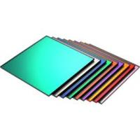 Buy cheap Mirror Acrylic Sheet with Multicolor from wholesalers