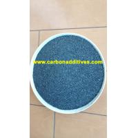Buy cheap Calcined Graphitized Petroleum Coke For Foundry / Iron Casting / Steelmaking Plant from wholesalers