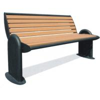 Buy cheap Rustic Appearance Outdoor  AmeSitenities Beautiful Design With Protective Side And Backrest from wholesalers